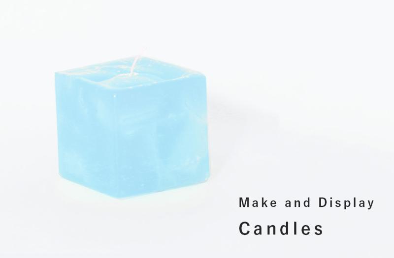 Candle top en